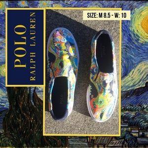 POLO Ralph Lauren Slip-On Stunners